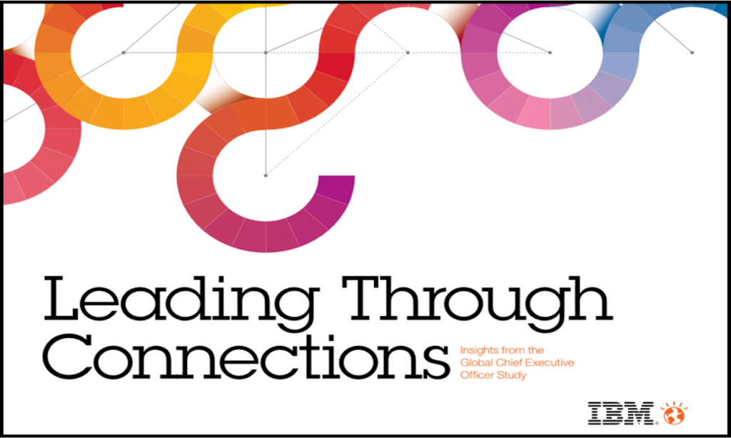 IBM's Leading Through Connections 2012 CEO Report