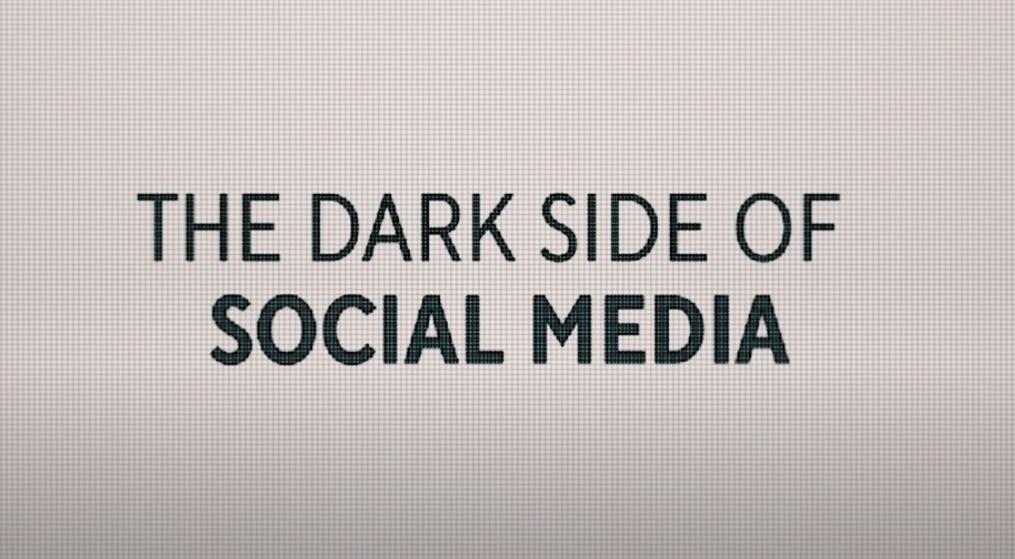 Netflix document The Social Dilemma