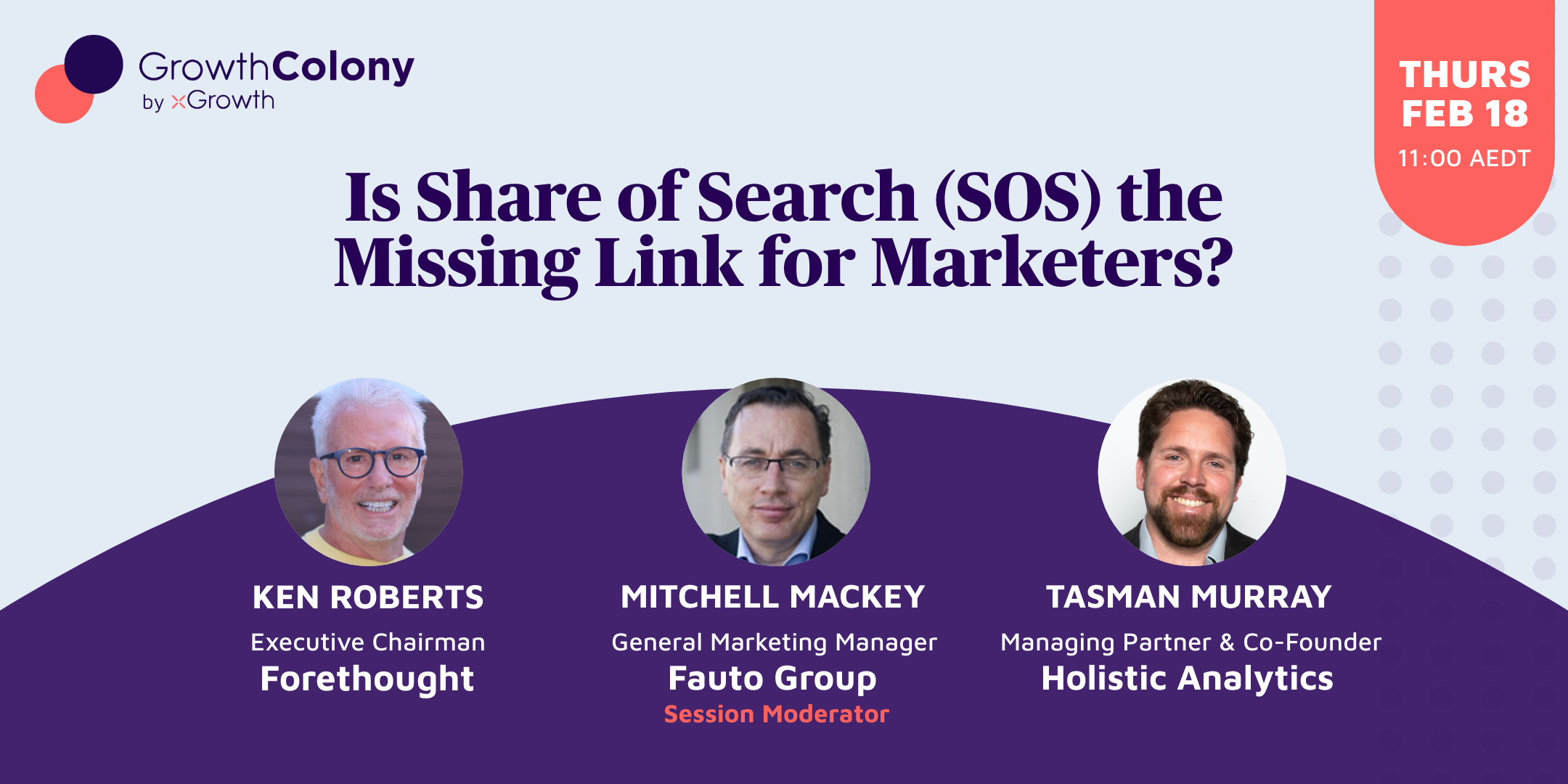 Share of Search webinar